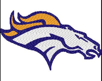 Popular Items For Broncos Logo On Etsy