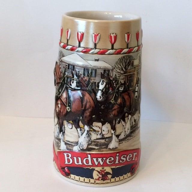 vintage budweiser beer steins eBay