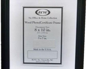 NCM Black 8x10 Frame