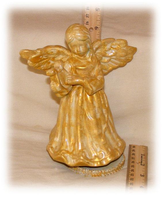 Vintage Musical Angel