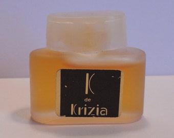 K de KRIZIA perfume miniature