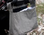 Stroller Tote - Gray