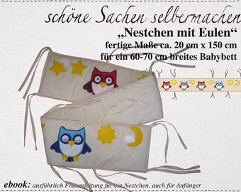 """ebook:""""Nestchen mit Eulen"""""""