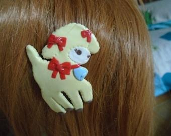 Sweet lolita little alpaca clip