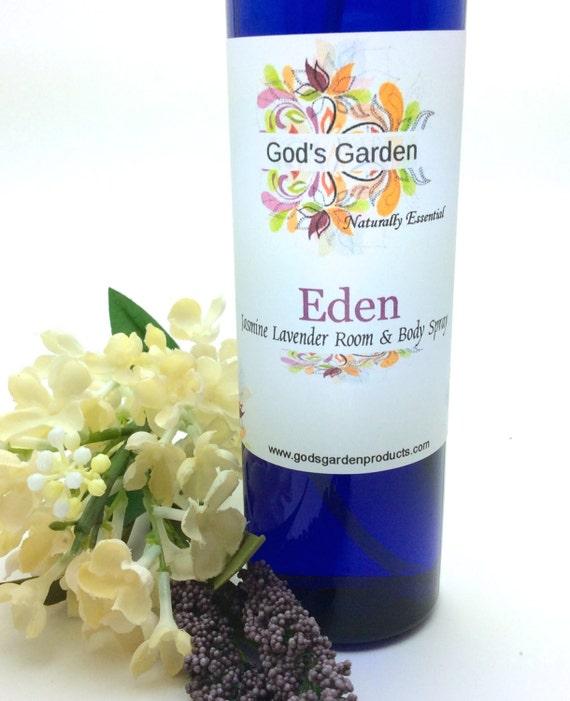 Eden Natural Room Spray Linen Spray Natural By