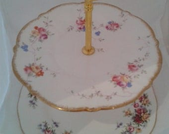 Small Two -Tier Cake Stand
