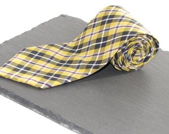 Cornish Tartan Necktie