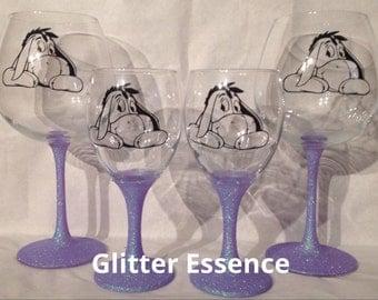Eeyore glass