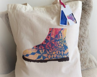 Doc tote bag, original design, 100% cotton.