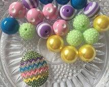 DIY Easter Egg Rhinestone Pendant Kit- Do it yourself kit
