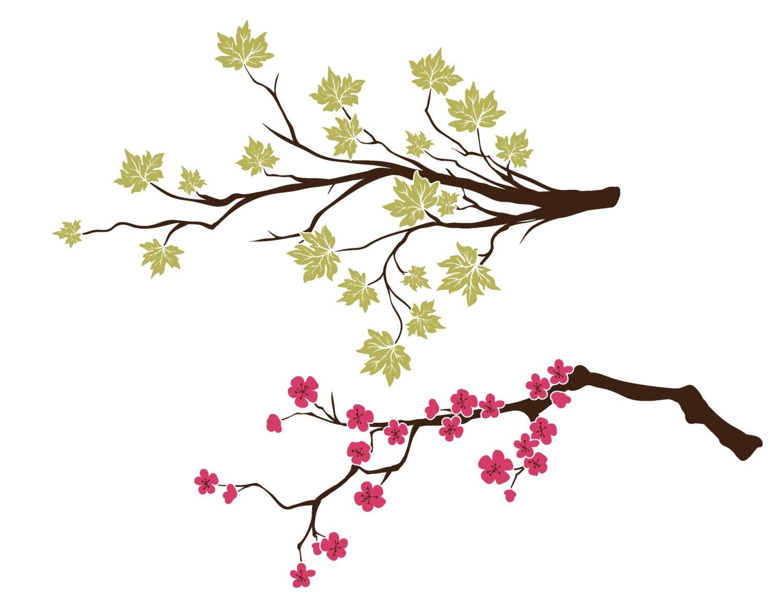 flowering tree clipart - photo #23