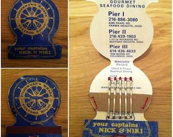 matchbook bobby pins