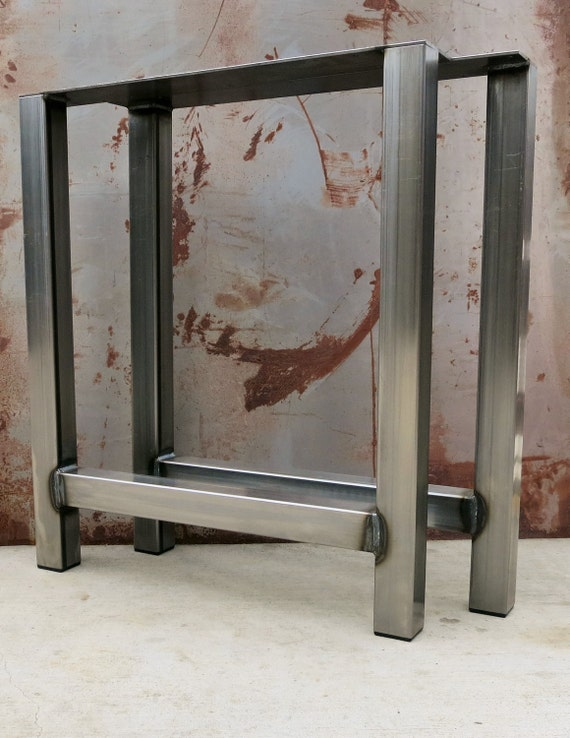 H Shape Metal Table legs 2x2