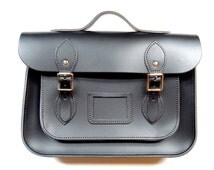 Backpack Satchel with Detachable Strap - Handmade in England
