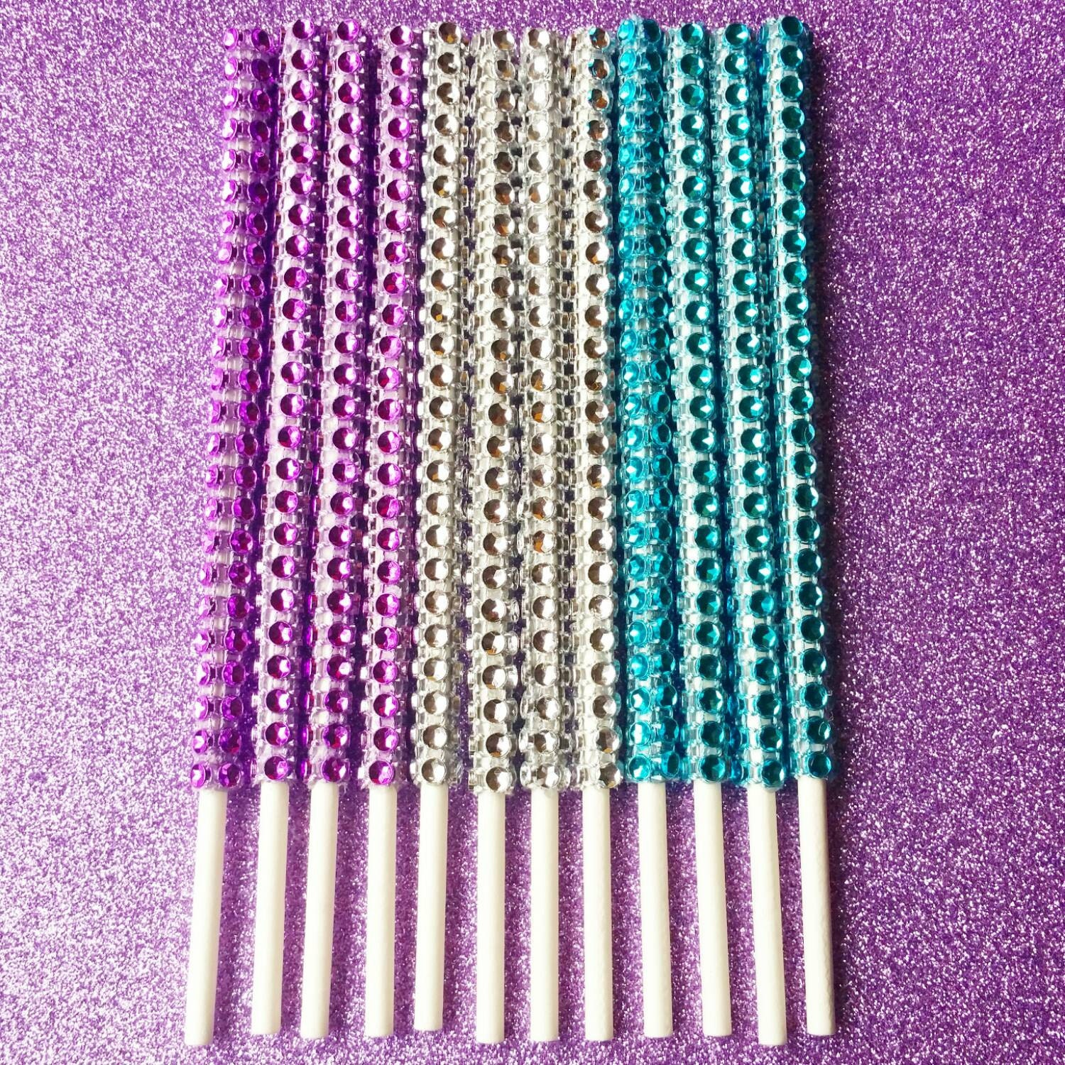 Bling Out Cake Pop Sticks