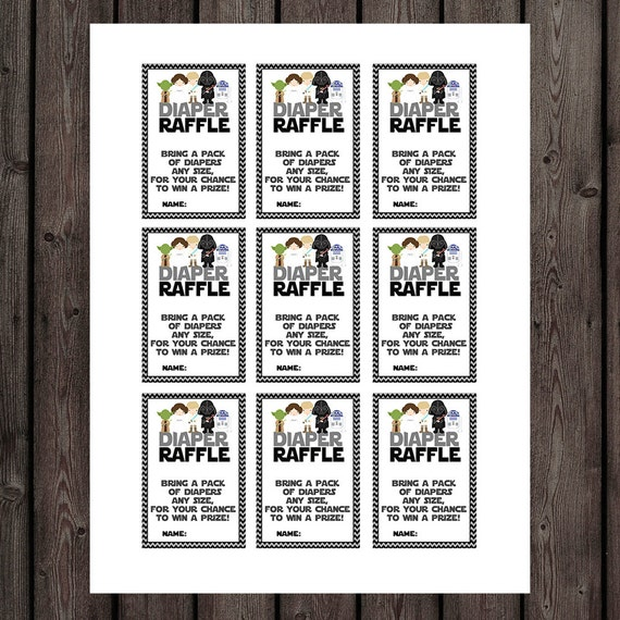 Starwars Baby Shower Word Scramble Game, Star Wars Baby Shower Game,  Instant Download At Purchase