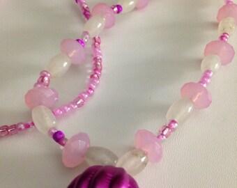 Sweet pink lanyard