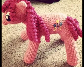 Pinky Pie Pony Plush