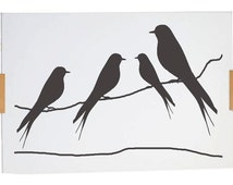 Bird on a wire template - photo#23