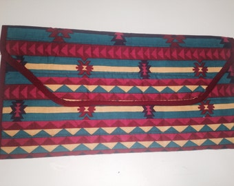 Multi print purse