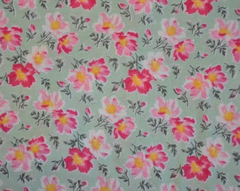 Fabric destash fat quarter London Lawn Maggie and Sharon for Moda  OOP Hard to Find