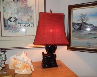 TROJAN HORSE LAMP