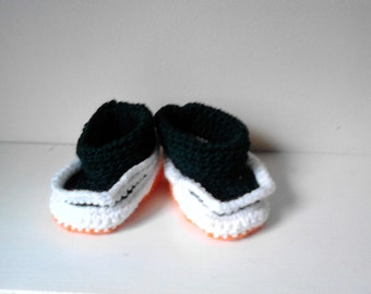 st.patricks day boy/girl shoes 3-6 months