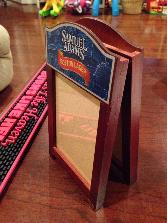 Like this item? & Sam Adams A Frame Table Tent