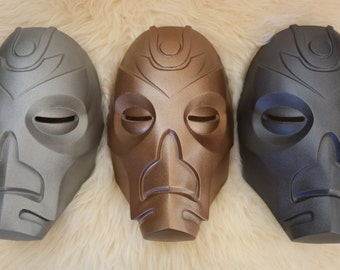 Dragon Priest Mask - Skyrim Inspired