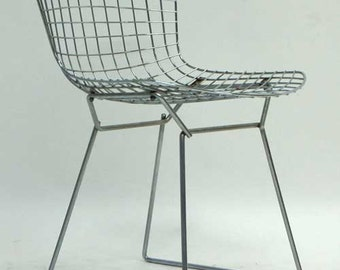Items Similar To Mid Century Vintage Knoll Harry Bertoia