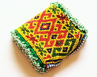 Handmade Beats-made wallet: Traditional Afghani Handmade Wallet...!!!!