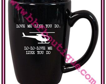 Love Me Like You Do FSOG COFFEE MUG - 14OZ.
