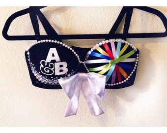 Above and Beyond Rave Bra