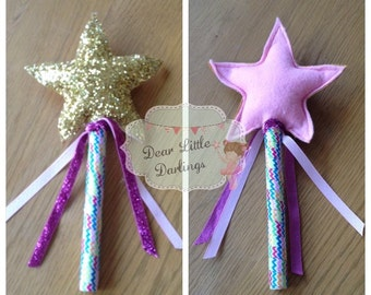 Glitter Fabric Wand *NOW REDUCED*