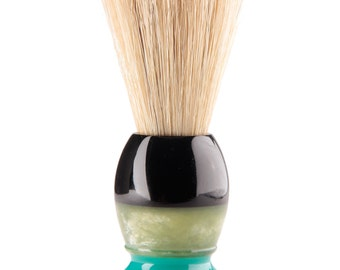 Handmade Shaving Brush with Natural Bristles