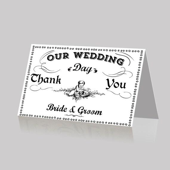 wedding place cards printable folding by designsbysoaringbird