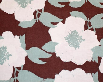 SALE 30% OFF Paris and Company Teal and Brown by My Minds Eye from Riley Blake Fabrics
