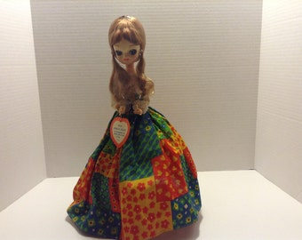 On Sale ** Bradley  Big Eyed Doll Miss American Beauty Made in Korea