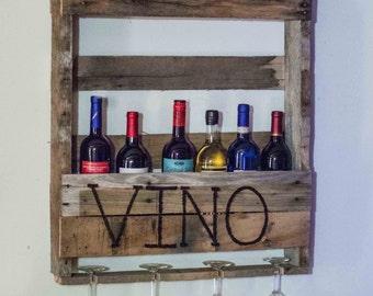 Mini Wine Rack