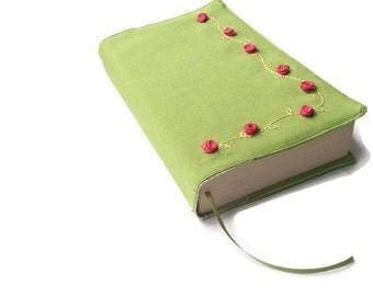 Fabric Book Cover,Book cover,Reusable Book Cover,Book protector,journal cover,fabric journal cover,paperback book cover, notebook cover