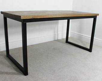 Remington 6ft Industrial Office Desk Powder Coated