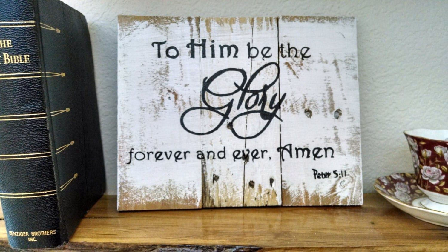 Bible Verse Pallet Wall Decor Rustic Bible Verse Wall Hanging Christian Home Decor