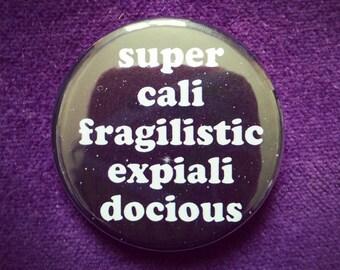 """badge """"mary poppins"""""""