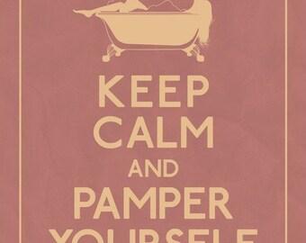 Pamper Me gift set
