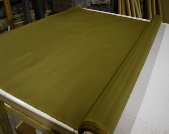 """Khaki 420D Nylon Outdoor Fabric DWR 50"""" Wide Military By The Yard 36"""" Long DWR Fabric"""