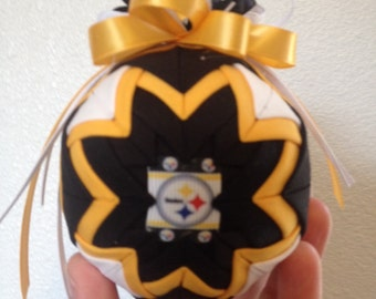 Pittsburg steelers ornament
