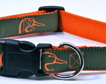 Ducks Unlimited Dog Collar