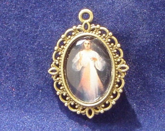 Divine Mercy Religious Medal