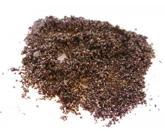 Ground poppy seeds, poppy seeds, baking with poppy seeds, .5 kg (17.6 oz)