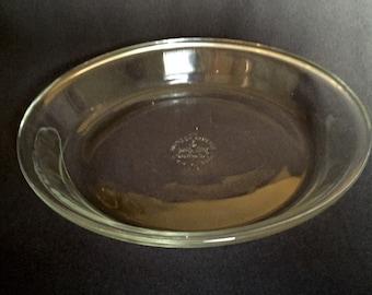Vintage Fire King Pie Plate